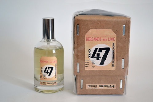 Eau De Parfum No.47 Bergamot and Lime