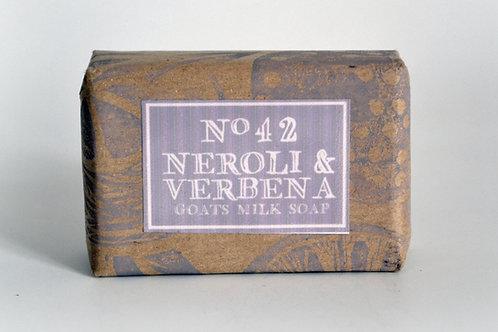 Soap No.42 Neroli and Verbena