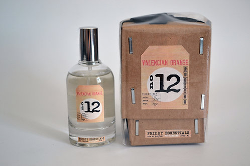 Eau De Parfum No.12 Valencian Orange