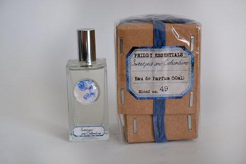 Eau De Parfum No.49 Sweetpea and Columbine
