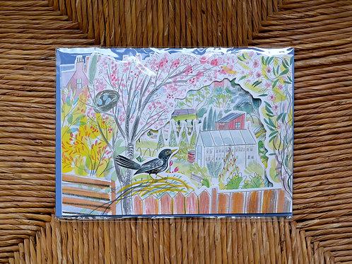 Emily Sutton Pop Up Card