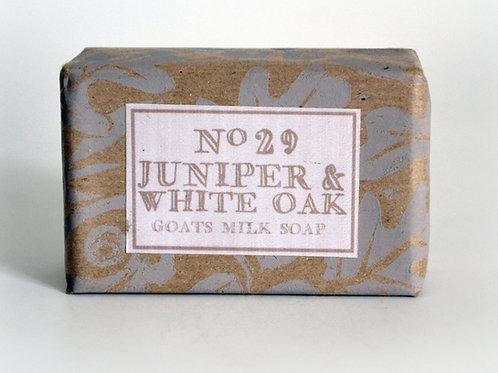 Soap No.29 Juniper and White Oak