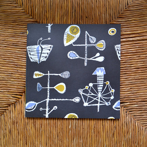 V&A Lucienne Day sketchbooks