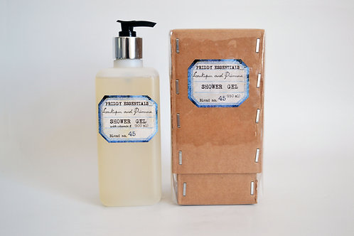 Shower Gel No.45 Larkspur and Primrose