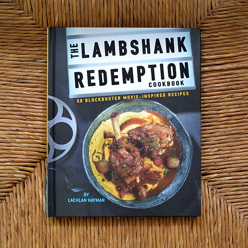 The Lambshank Redemption cookbook by Lachlan Hayman