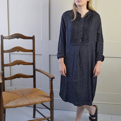 Nygårdsanna bib front tunic dress