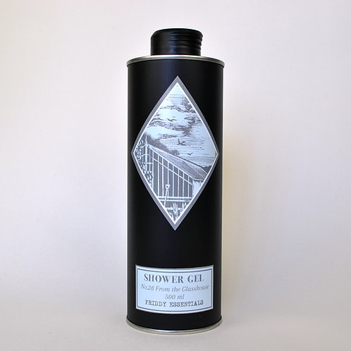 Shower Gel No.28 From the Glasshouse 500ml
