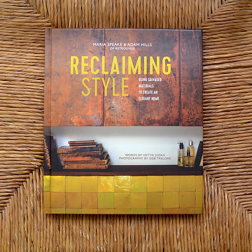 Reclaiming Style by  Maria Speake and Adam Hills