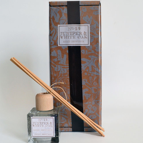Reed Diffuser No.29 Juniper and White Oak