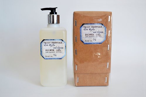 Shower Gel No.74 White Myrtle and Quince