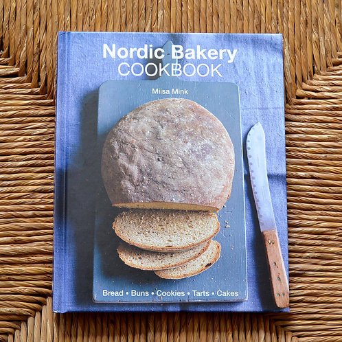 Nordic Bakery Cookbook by Miisa Mink
