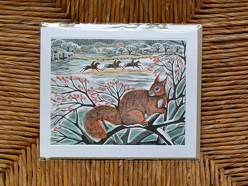 Angela Harding 'A winters Tale' card