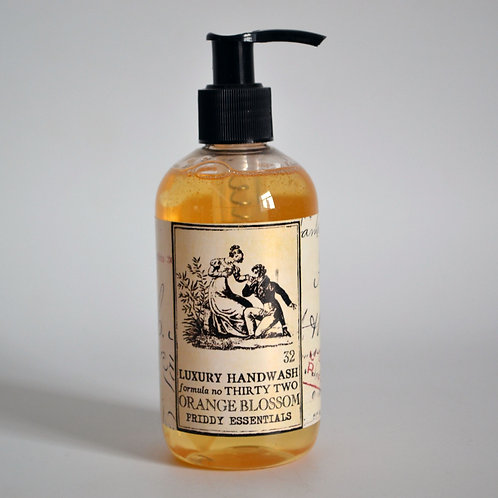 Hand Wash No.32 Orange Blossom
