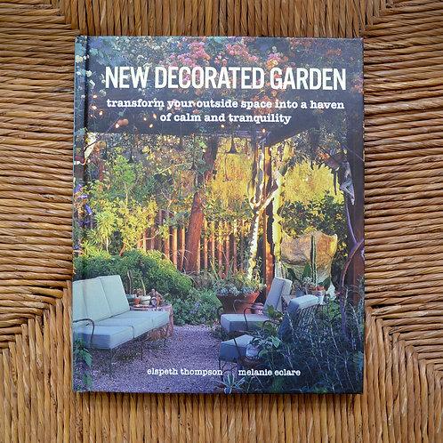 New Decorated Garden by Elspeth Thompson , Melanie Eclare