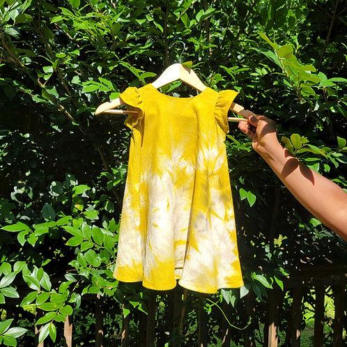Infant Linen Dress
