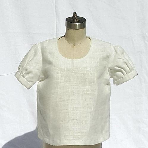 Pullover Linen Top