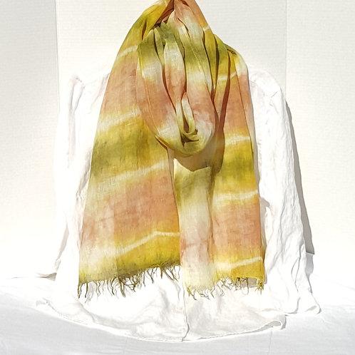 Organic Linen Scarf