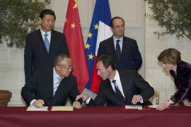 Airbus agrees massive China deal