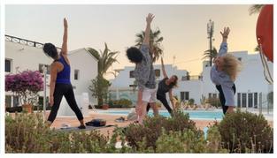Yoga with Marilou