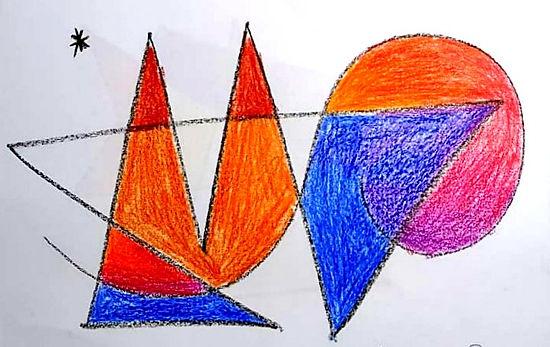 CENTRO ANTROPOSOFICO-Dynamisches Zeichne