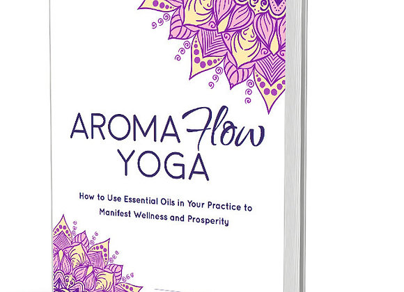 AromaFlow Yoga Book