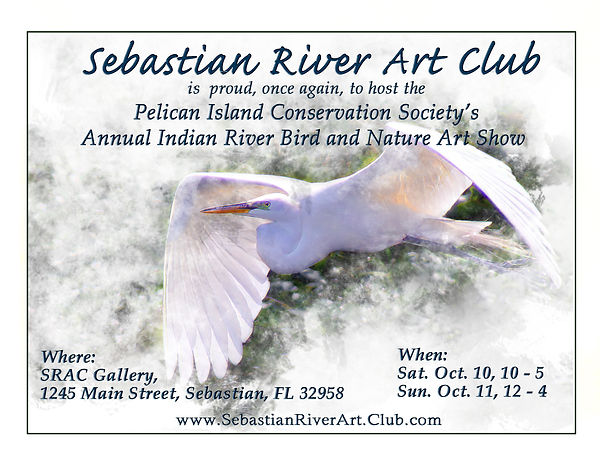 Pelican Island Conservation Society's 20