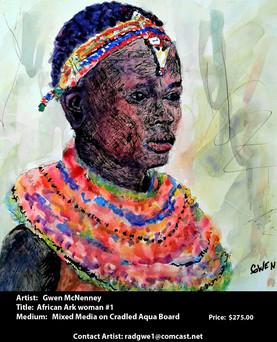 McNenney.Gwen - African Ark Woman #1.jpg