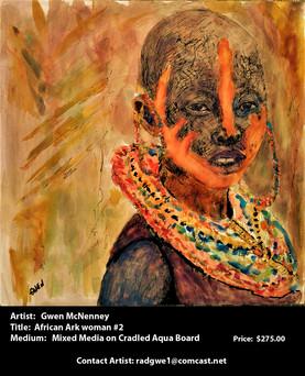 McNenney.Gwen - African Ark Woman #2.jpg