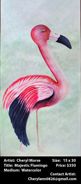 Morse.Cheryl - Majestic Flamingo.jpg