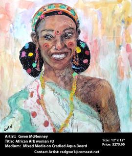 McNenney.Gwen - African Ark woman #3.jpg