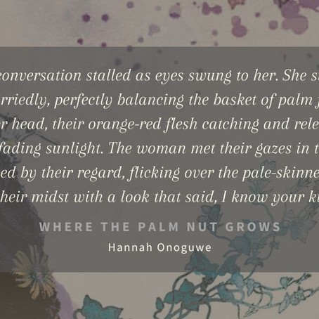 An Interview with Caine Prize Nominee Hannah Onoguwe