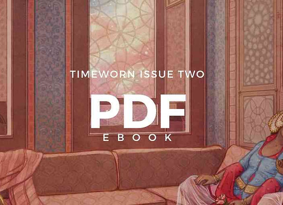Timeworn Issue Two ebook (.pdf)