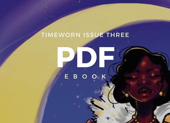 Timeworn Issue 3 ebook, PDF edition