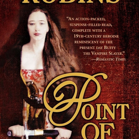 Book Review: Point of Honour by Madeleine E. Robins