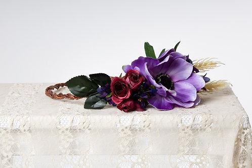 Flower crown, headpiece photography prop