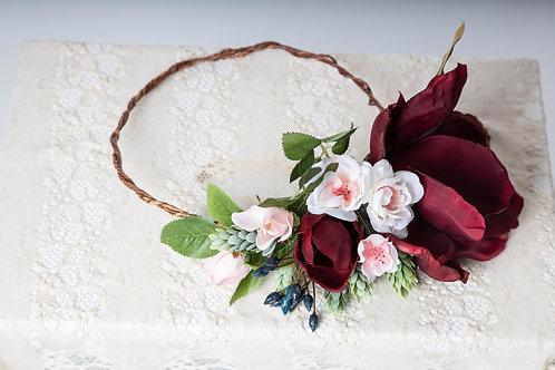 Flower crown, headpiece