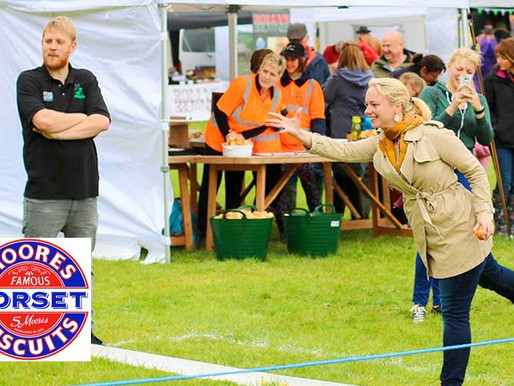 Knob Throwing returns to Cattistock – it's official!