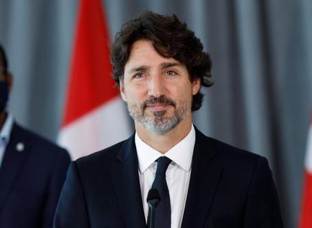 سخنرانی نخستوزیر کانادا در پارلمان: اولویت نخست دولت محافظت از مردم در برابر کرونا است