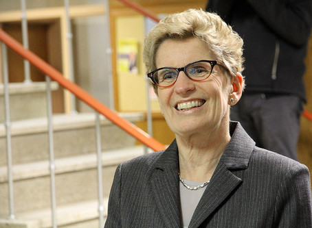 Wynne: Reza is no longer a member of the legislature nor does he speak for the Liberal Party