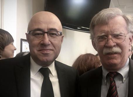 قرارداد جدید حزب کومەلە با دفتر حقوقی در واشنگتن برای لابی با دولت ترامپ