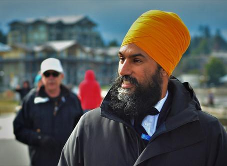 رهبر حزب نیودموکرات: ما برای کمک به کاناداییها مبارزه میکنیم