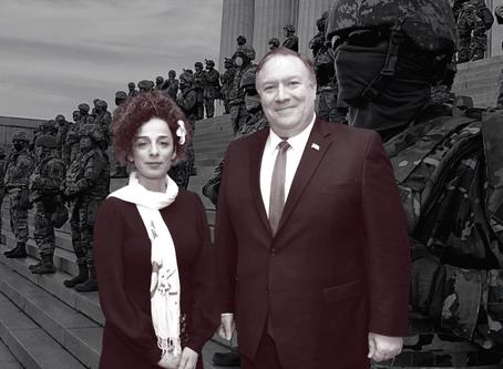 سکوت «مدافعان حقوق بشر» ایرانی در برابر تبعیض نژادی در آمریکا