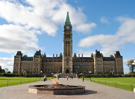 پایتخت کانادا وارد موج دوم همهگیری کرونا شد