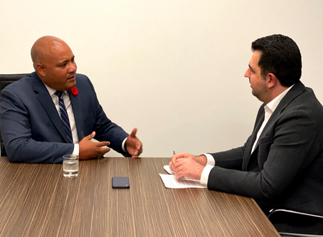 Interview: MPP Michael Coteau, Ontario Liberal Leadership Candidate