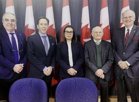 یک سازمان حامی اسرائیل از دولت کانادا به دلیل اضافه نکردن سپاه به لیست گروه های تروریستی شکایت کرد