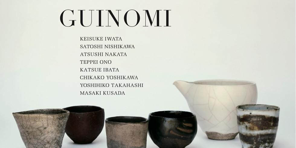 GUINOMI ; Japanese Sake Cups Exhibition