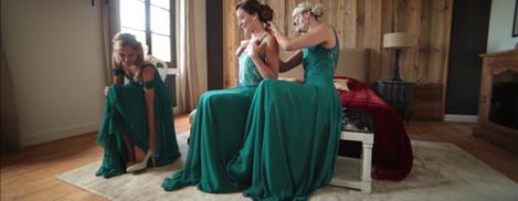 Robes de Demoiselles d'Honneur en images