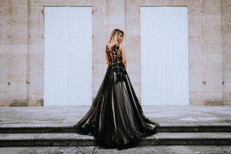 Modèle Esther - Version noire