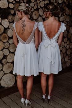 Modèles Chloé et Claire