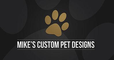 Mike's Custom Pet Designs, Pet Feeder, Pet Bowls, Dog Bowls